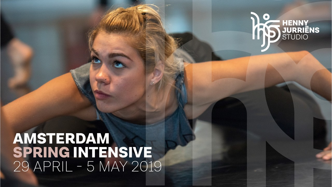 Campagnebeeld Spring Intensive 2019 banner